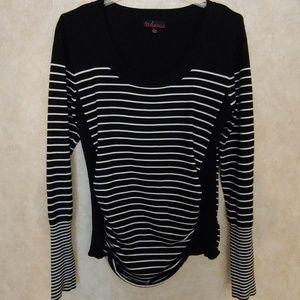 Color block Sweater XL